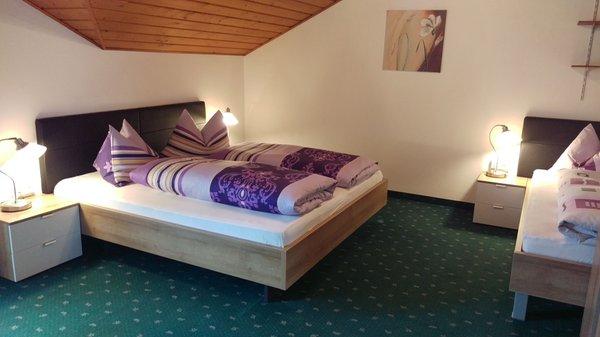 Foto della camera Residence Schnarf