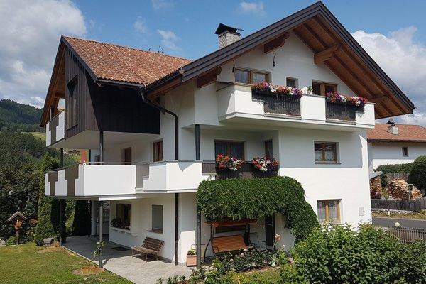 Foto estiva di presentazione Appartamenti Oberleiter Stefan