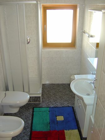 Foto del bagno Appartamenti Oberleiter Stefan
