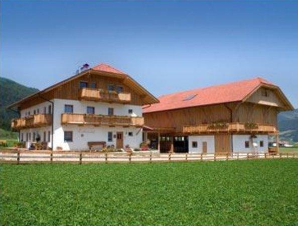 Foto estiva di presentazione Appartamenti in agriturismo Liebharterhof