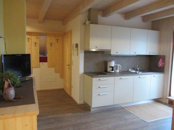 Foto della cucina Liebharterhof