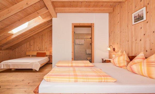Foto della camera Appartamenti in agriturismo Liebharterhof