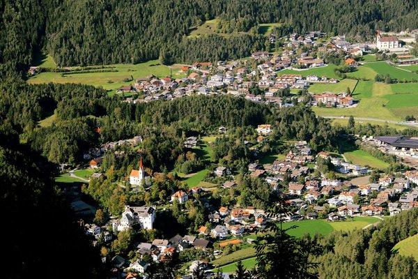 Lage Hotel Obermair Casteldarne (Chienes)