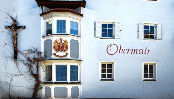 Foto Außenansicht Hotel Obermair