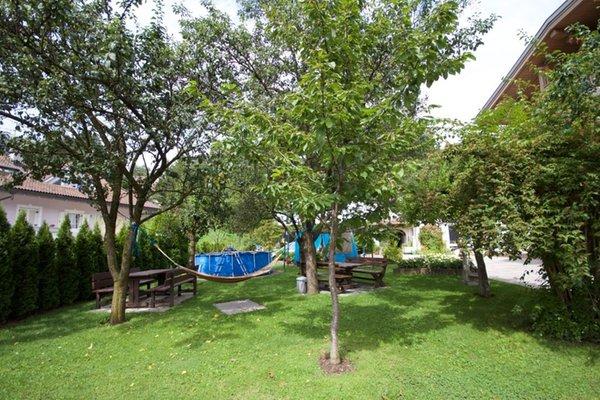 Foto vom Garten Ehrenburg (Kiens)