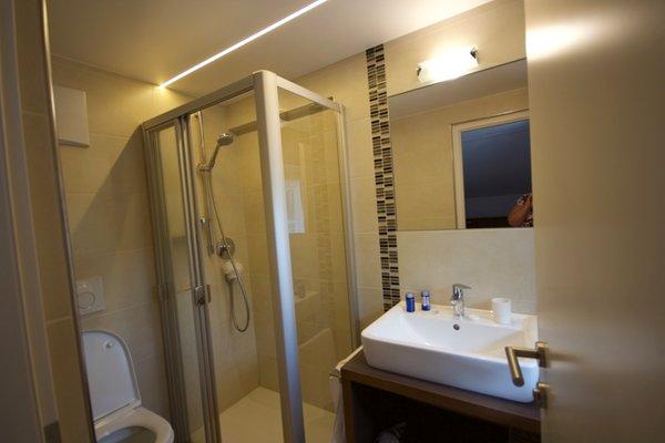 Foto del bagno Garni (B&B) + Appartamenti Falkensteiner