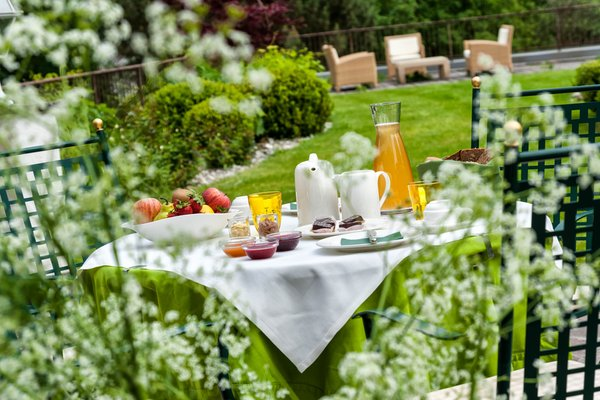 Foto del giardino San Sigismondo (Chienes)