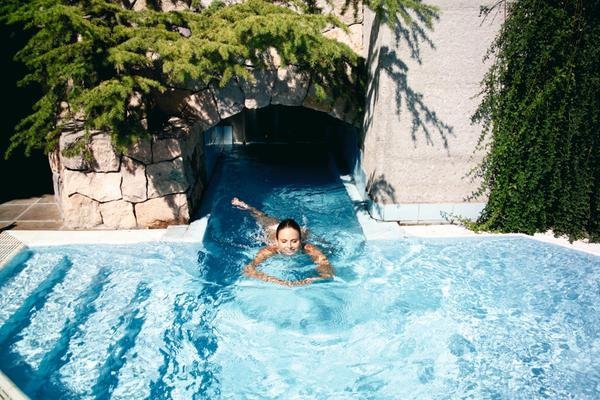 Foto del wellness Hotel Tauber's Bio Vitalhotel