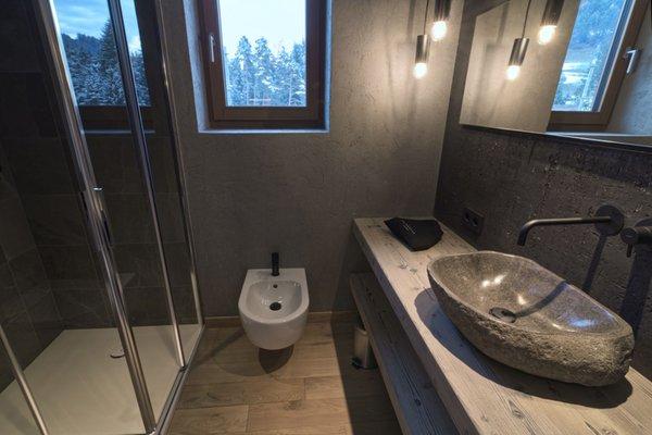 Foto del bagno Bonfanti Design Hotel