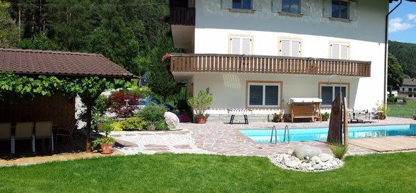 La piscina Abfalterer - Appartamenti 4 soli
