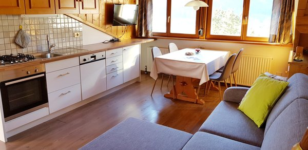 Foto della cucina Abfalterer