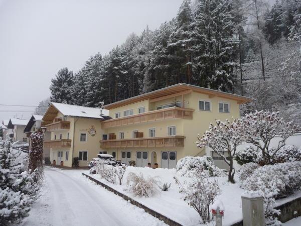 Foto invernale di presentazione Abfalterer Appartements - Appartamenti 3 soli