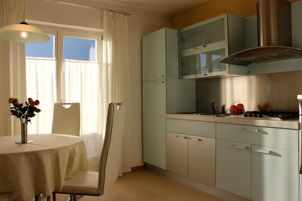 Photo of the kitchen Abfalterer Appartements