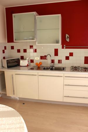 Foto della cucina Abfalterer Appartements