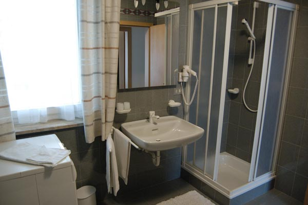 Photo of the bathroom Abfalterer Appartements