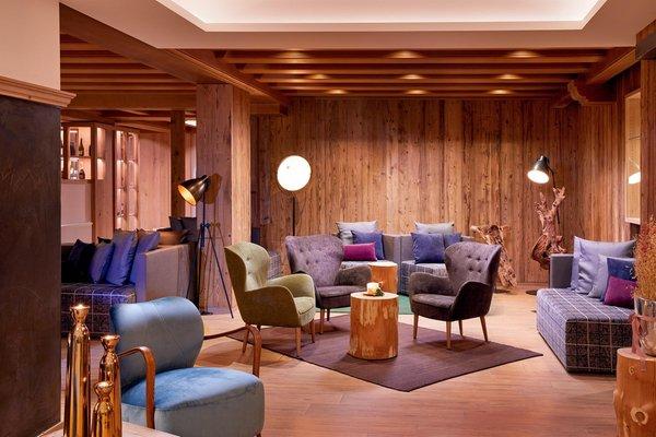 The common areas Hotel Pustertalerhof