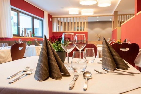 The restaurant Chienes / Kiens River Hotel Post