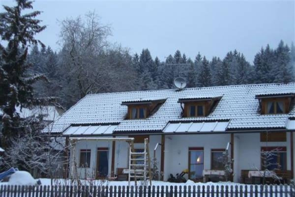 Winter presentation photo Farmhouse apartments Grünbacherhof