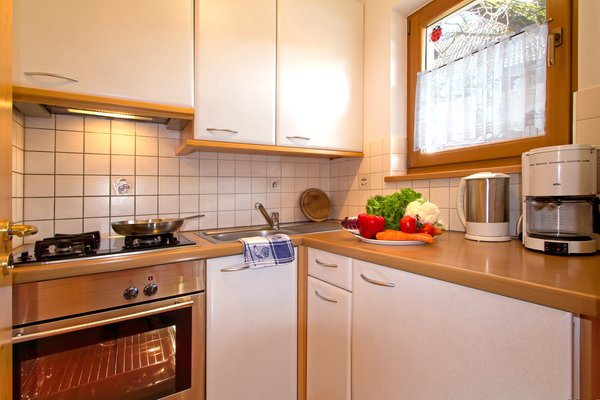 Photo of the kitchen Grünbacherhof