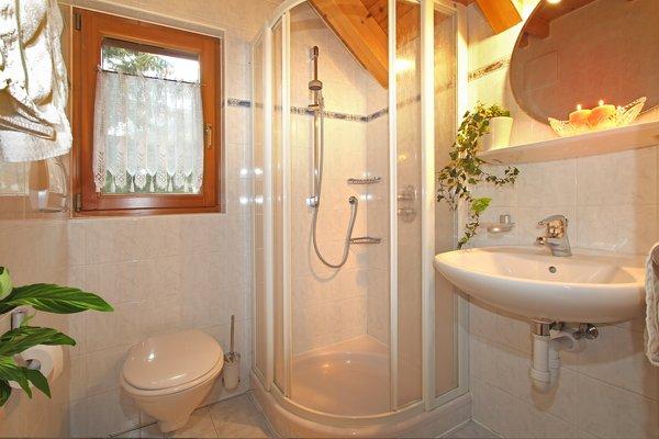 Photo of the bathroom Farmhouse apartments Grünbacherhof