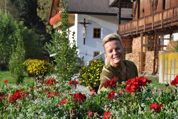 Falkenau - Camere + Appartamenti in agriturismo 4 fiori Chienes