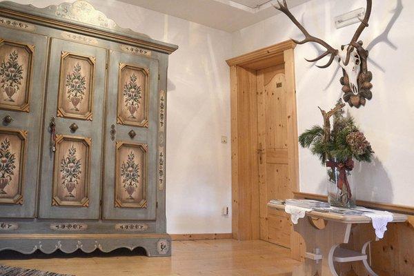 Die Gemeinschaftsräume Zimmer + Ferienwohnungen auf dem Bauernhof Falkenau