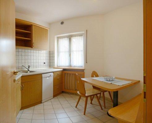 Foto della cucina Casa Roder