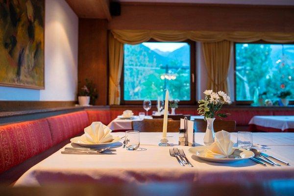 Il ristorante Corti in Pusteria (Chienes) Entdecker Panorama