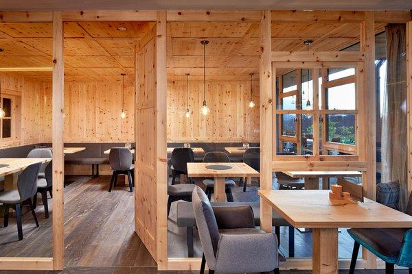 Il ristorante Chienes Naturhotel Die Waldruhe