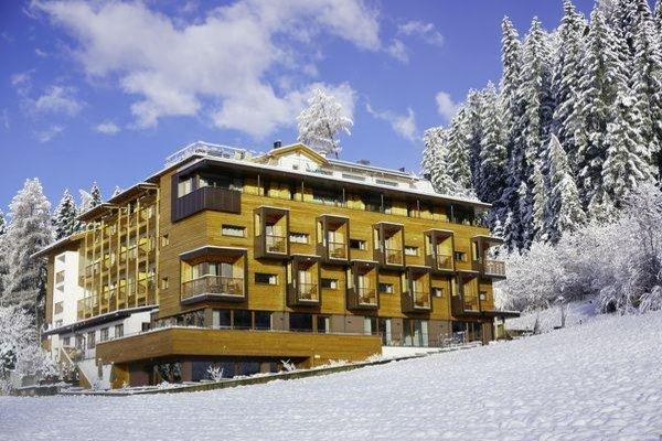 Foto invernale di presentazione Naturhotel Die Waldruhe - Hotel 4 stelle