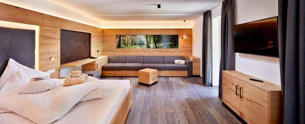 Foto della camera Naturhotel Die Waldruhe
