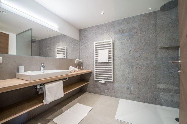 Foto del bagno Hotel Sonnenheim
