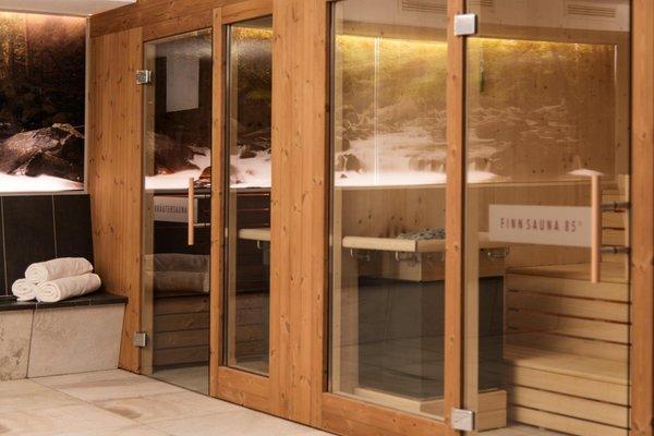 Foto della sauna Corti in Pusteria