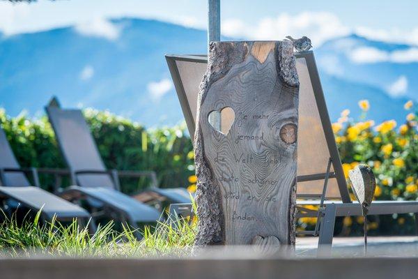 Photo of the garden Corti in Pusteria / Hofern (Chienes / Kiens)
