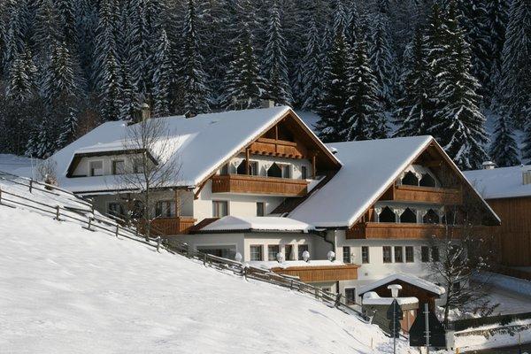 Winter Präsentationsbild Naturhotel Miraval