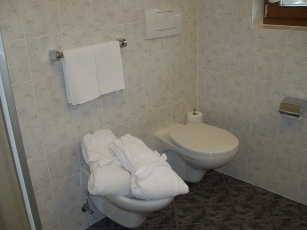 Photo of the bathroom Naturhotel Miraval