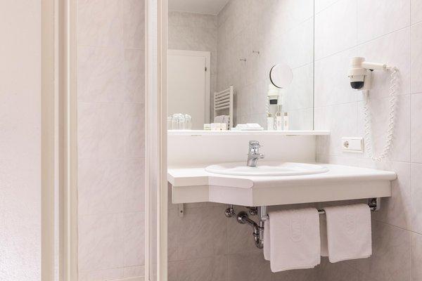Photo of the bathroom Hotel Wellness Resort Windschar