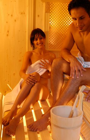 Foto della sauna Gais