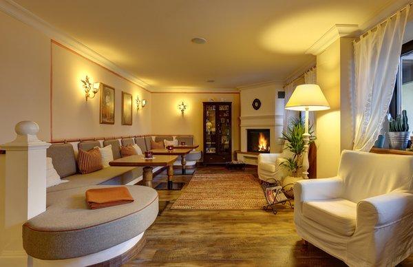 Le parti comuni Hotel Burgfrieden
