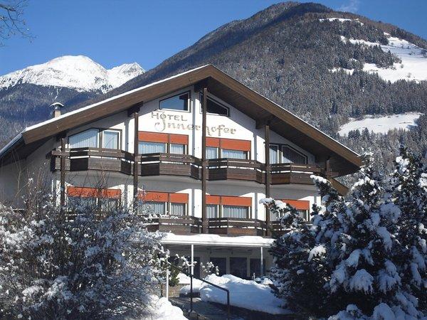 Photo exteriors in winter Innerhofer