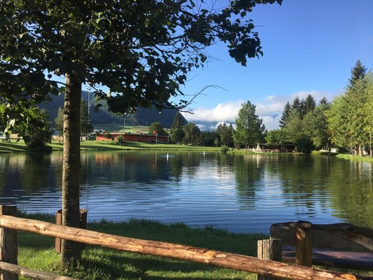 Panoramic view Gais (Brunico / Bruneck and surroundings)