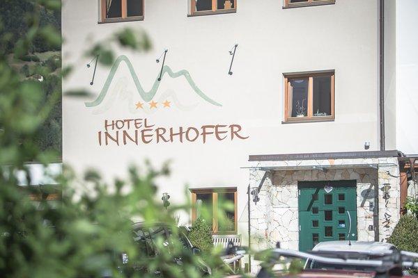 Photo exteriors in summer Innerhofer