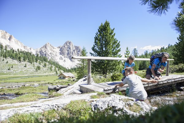 Summer activities Plan de Corones - Kronplatz