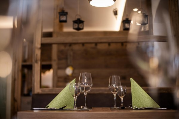 The restaurant Gais (Brunico / Bruneck and surroundings) Active Hotel Sonne