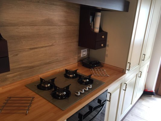 Foto della cucina La Mansarda di Sabina