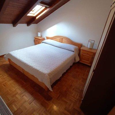 Foto della camera Appartamento La Mansarda di Sabina