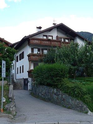 Foto estiva di presentazione Appartamento La Mansarda di Sabina