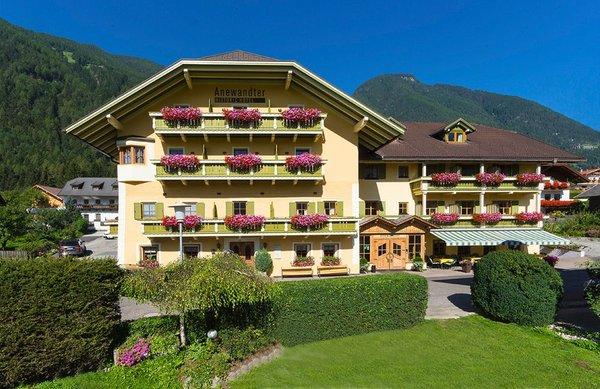 Foto estiva di presentazione Anewandter Historic Hotel