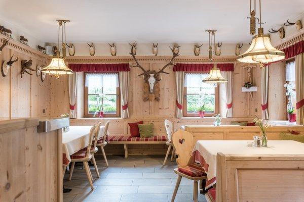 Il ristorante Villa Ottone Anewandter Historic Hotel