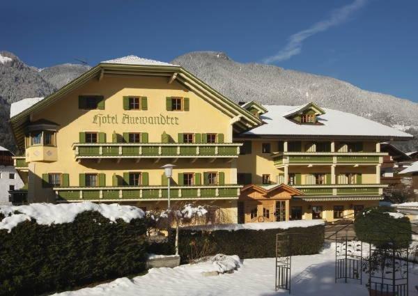 Foto invernale di presentazione Anewandter Historic Hotel
